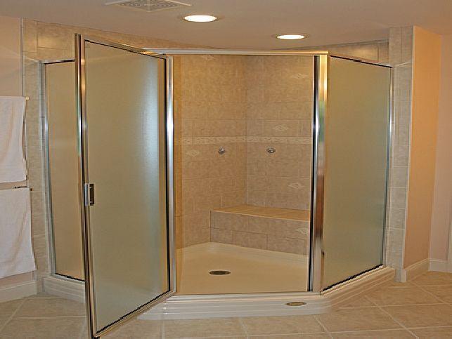 fiberglass shower enclosure removal | Design | Pinterest ...