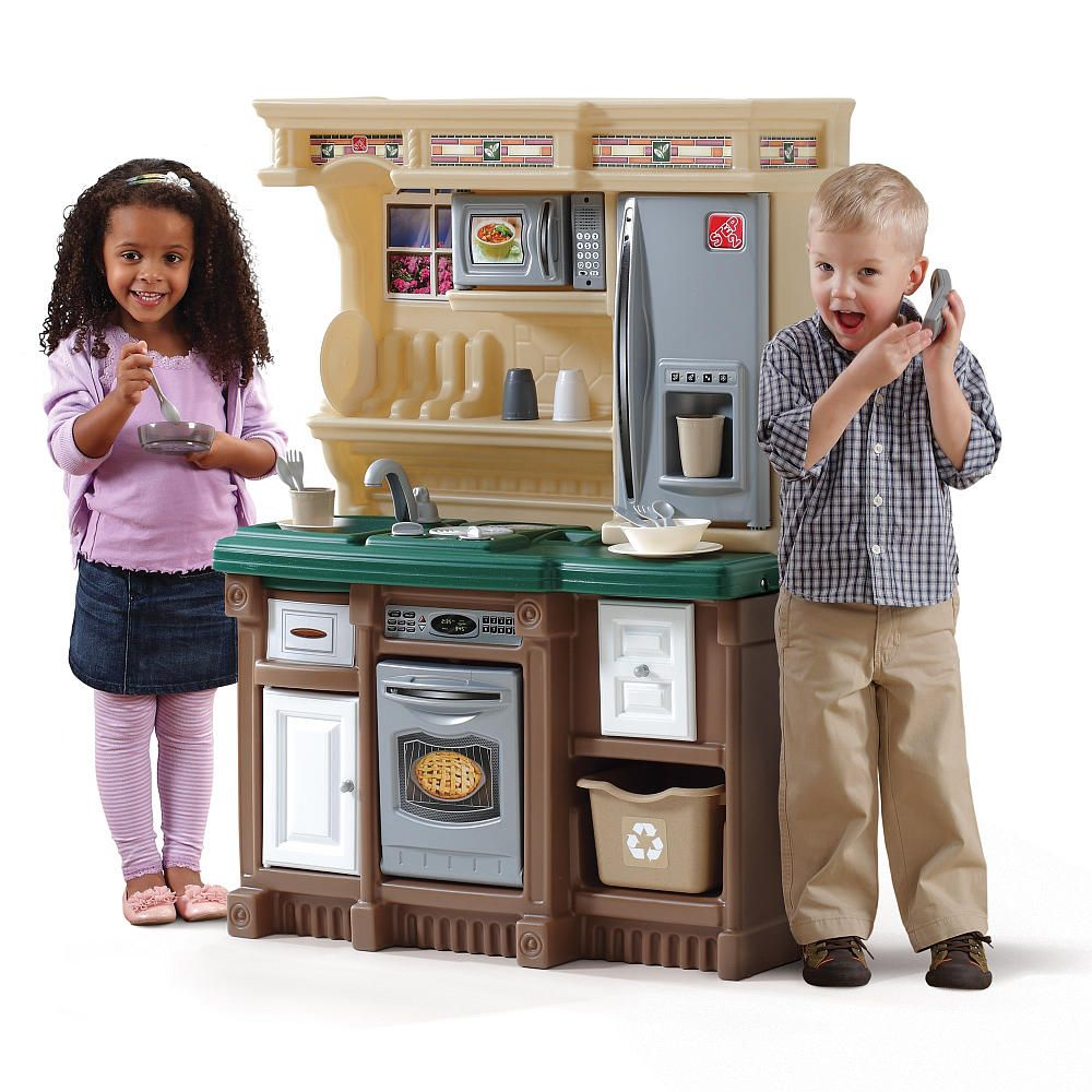 Step2 Lifestyle Custom Kitchen Ii Step2 Toys R Us With