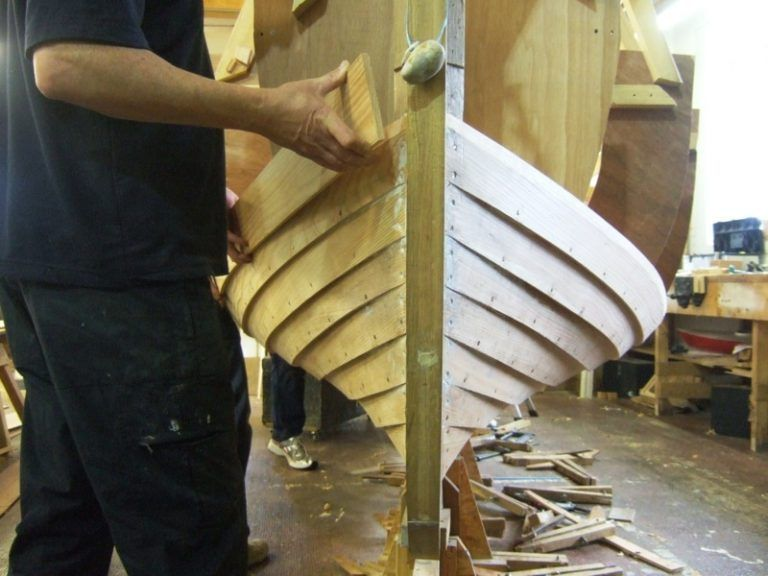 Traditional Wooden Boat Building – Boat Building Academy