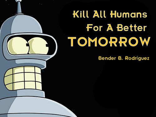 Bender For President Google Search Futurama The Simpsons