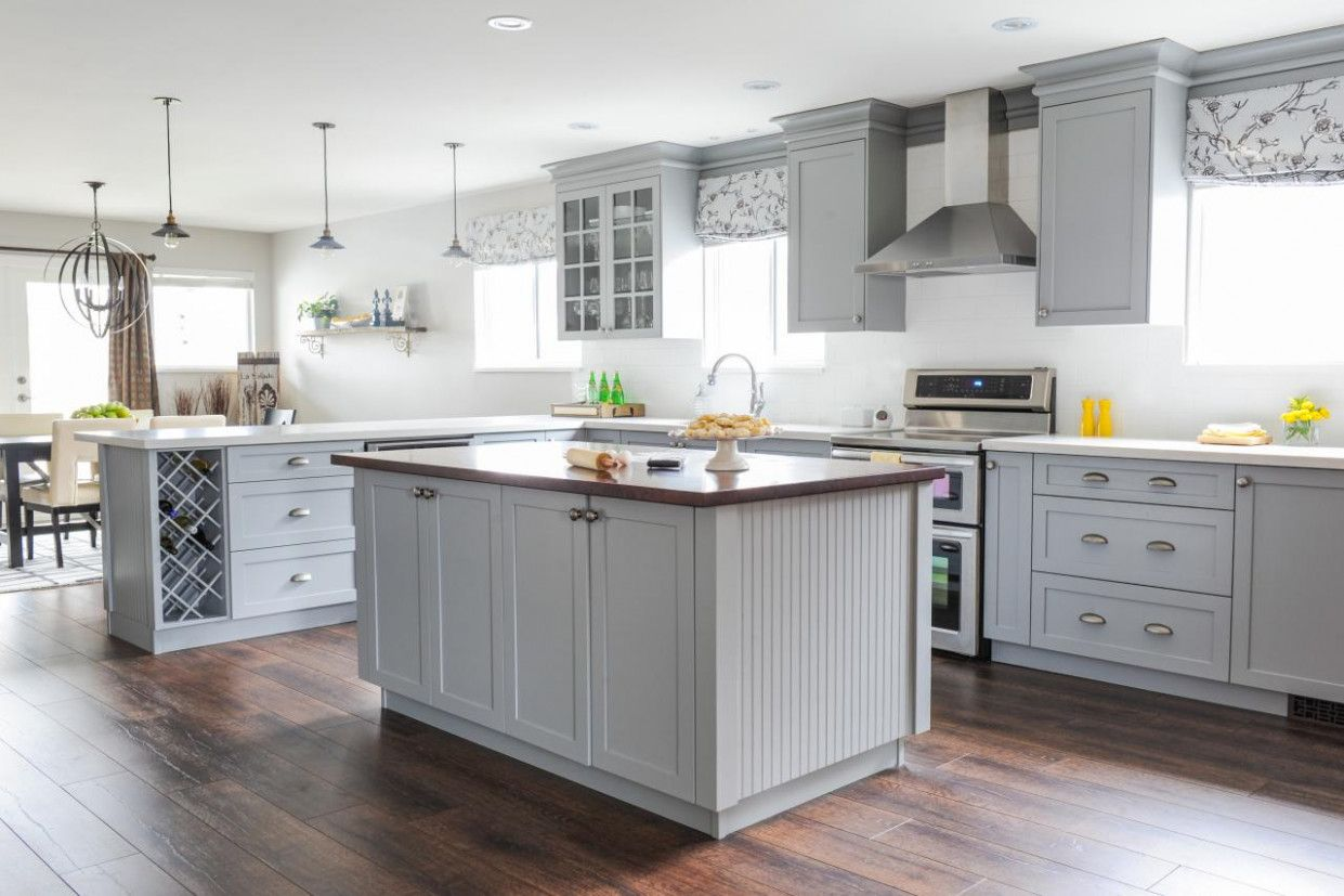What S So Trendy About Kitchen Cabinet Terminology That Everyone Went Crazy Ove New Kitchen Cabinets Kitchen Cabinets Grey And White Kitchen Cabinets Materials