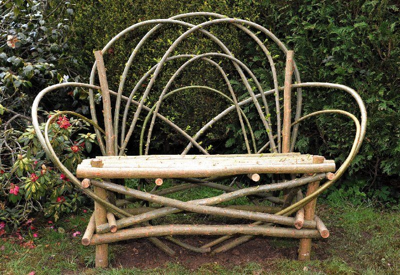 willow bench