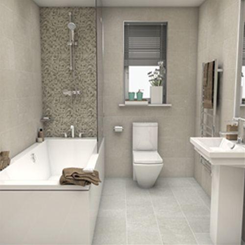 Home And Decor Tile Johnson Tiles York Fossil Matt Tile  600X300X11Mm Gemini Tiles