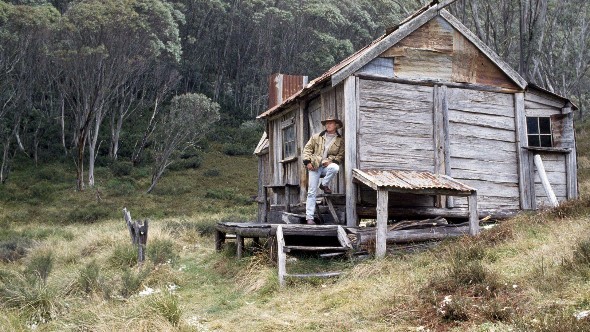 Slab Hut Mount Hotham Alpine Region Vic Places To