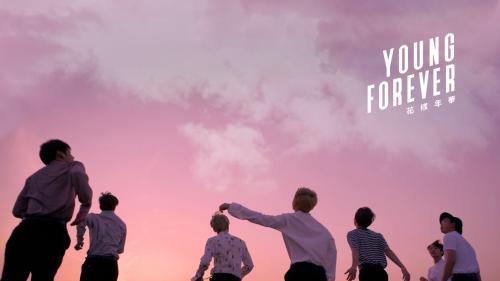 Image Result For Bts Desktop Wallpaper Young Forever Bts