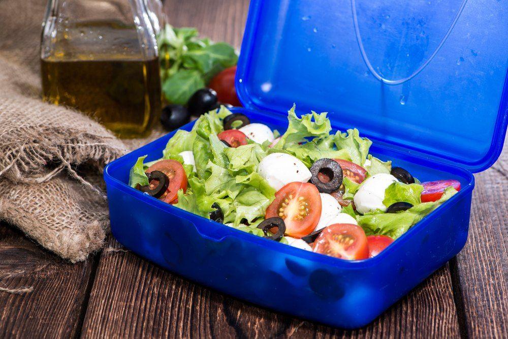 Idee Per Pranzi Sani : Pausa pranzo in ufficio: 10 ottime idee per non soccombere al solito