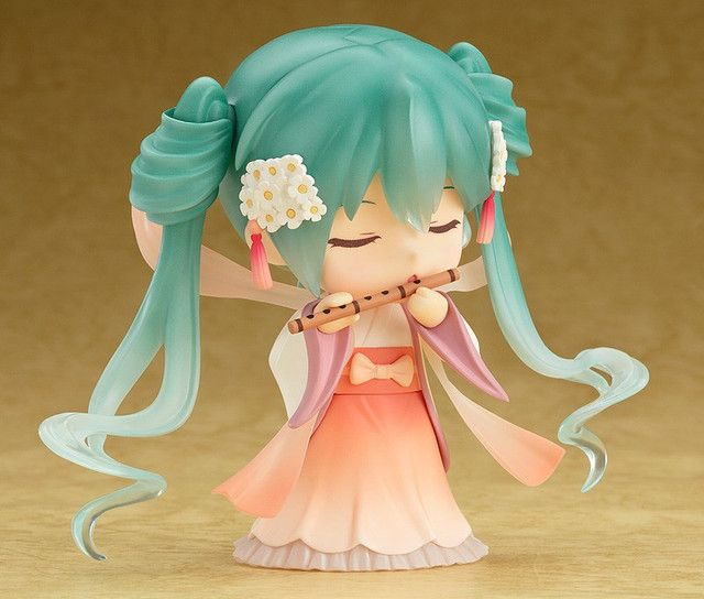 "Good Smile Company Releases Nendoroid ""Hatsune Miku: Harvest Moon Ver."""