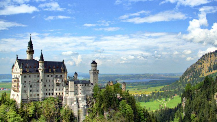 2020 Public Transportation To Schloss Neuschwanstein Castle Neuschwanstein Castle Attractions In Germany Real Castles