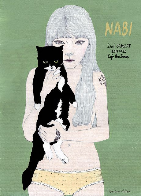 Illustration by Madame Lolina