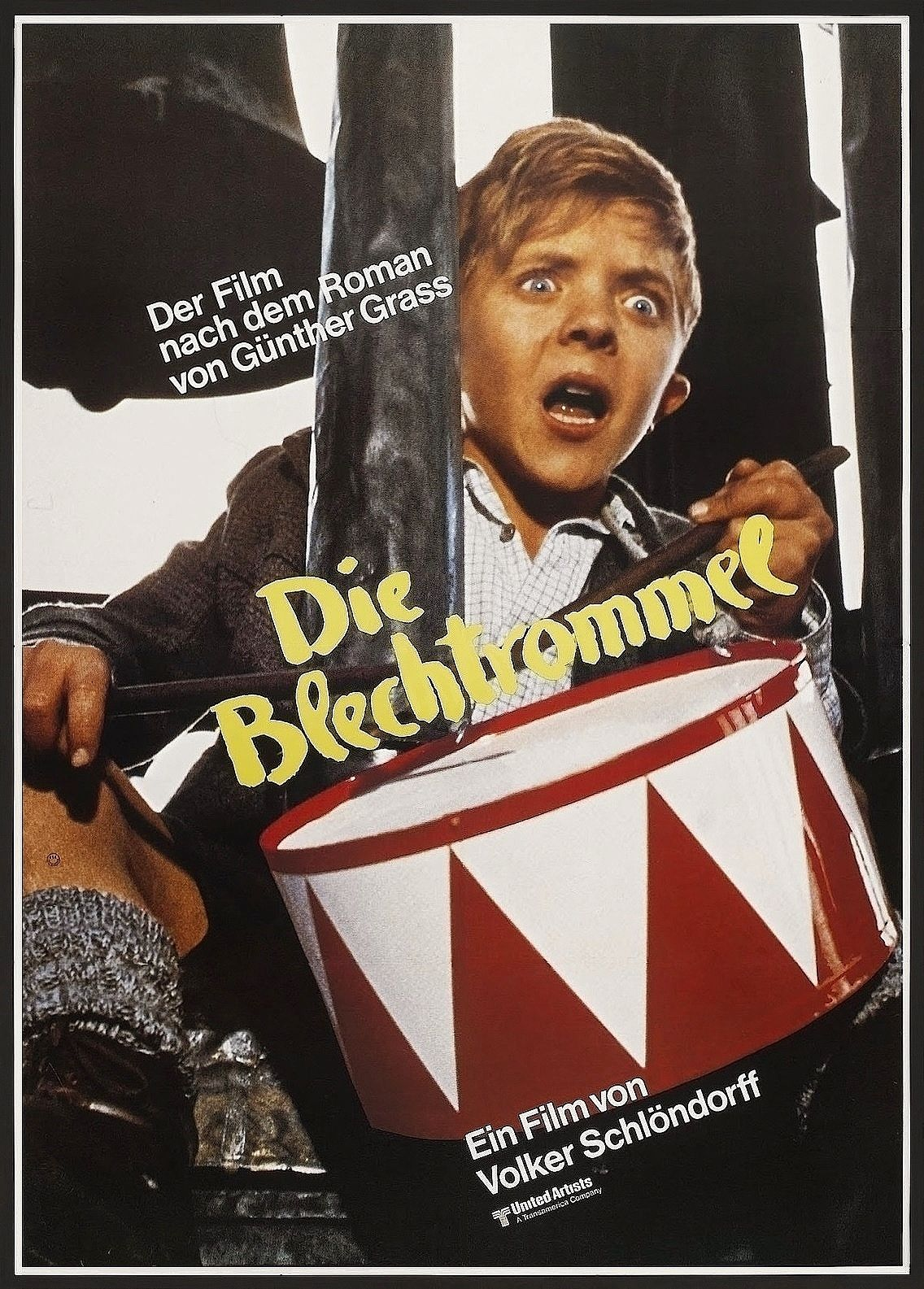The Tin Drum (919 AM) Love movie, Film history, Drums