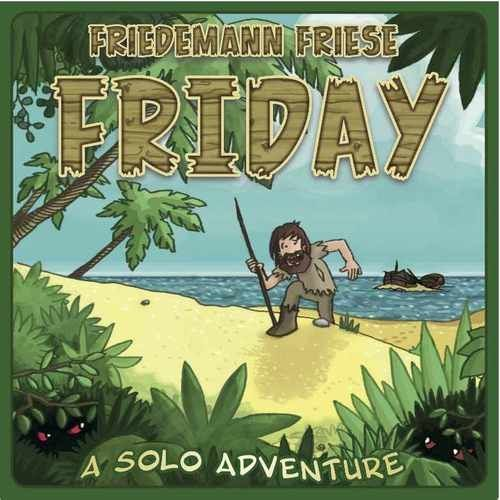 [solitaire] Friday. Looking for an excellent single-player game? This one's for you!