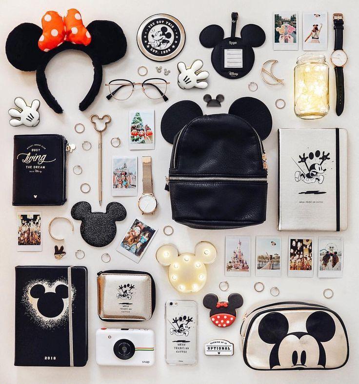Einige meiner Disney-Erinnerungen. ✨❤️✨ Wer hat noch eine Sammlung von Disney kee #thingstowear
