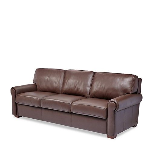 bison view sofa tobacco sleeper king alt extended gina