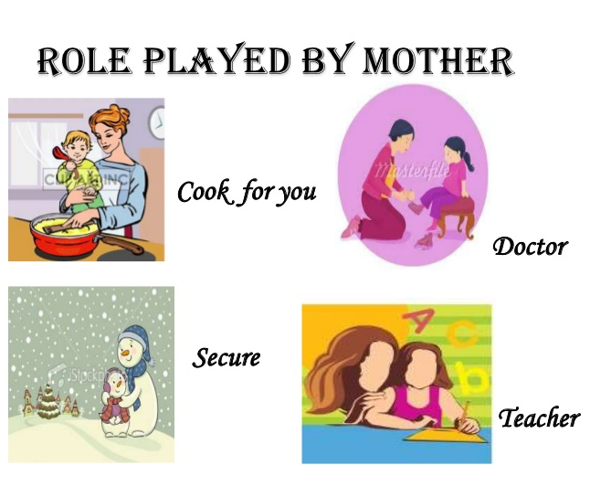 Mom Role Play