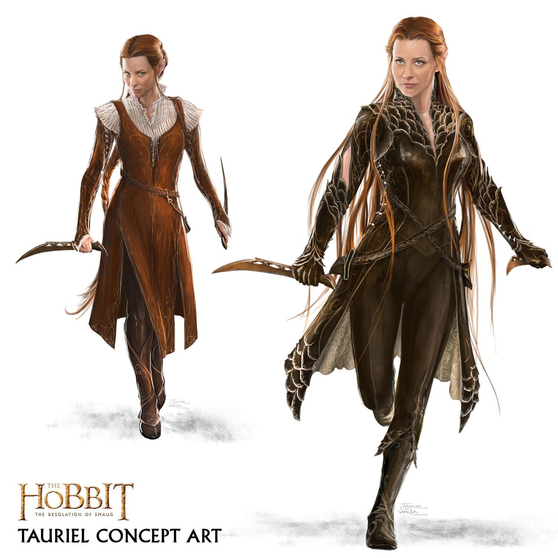The Hobbit The Desolation of Smaug \\ Tauriel costume concepts  sc 1 st  Pinterest & Daniel Falconer | Costume Eye Candy | Pinterest | Tauriel Concept ...