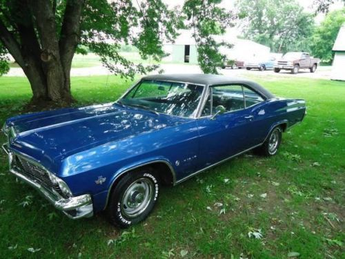 1965 Chevy Impala For Sale Mn 12 500 1930 Ford Shay Delux