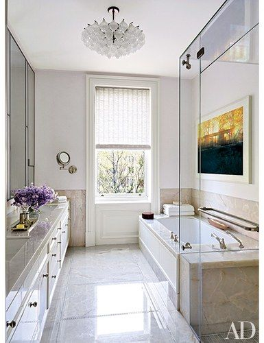 Bathroom Chandelier Ideas  Townhouse Chandeliers And Architects Amazing Bathroom Chandelier Inspiration Design