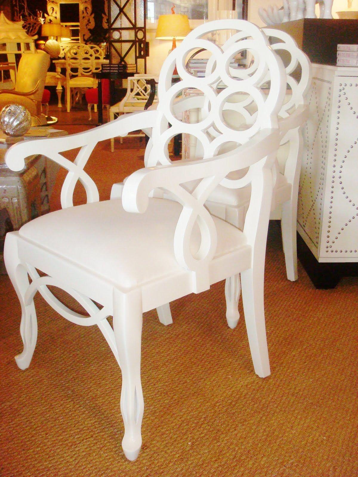C+bell+furnishing+frances+elkins+loop+chair+white+