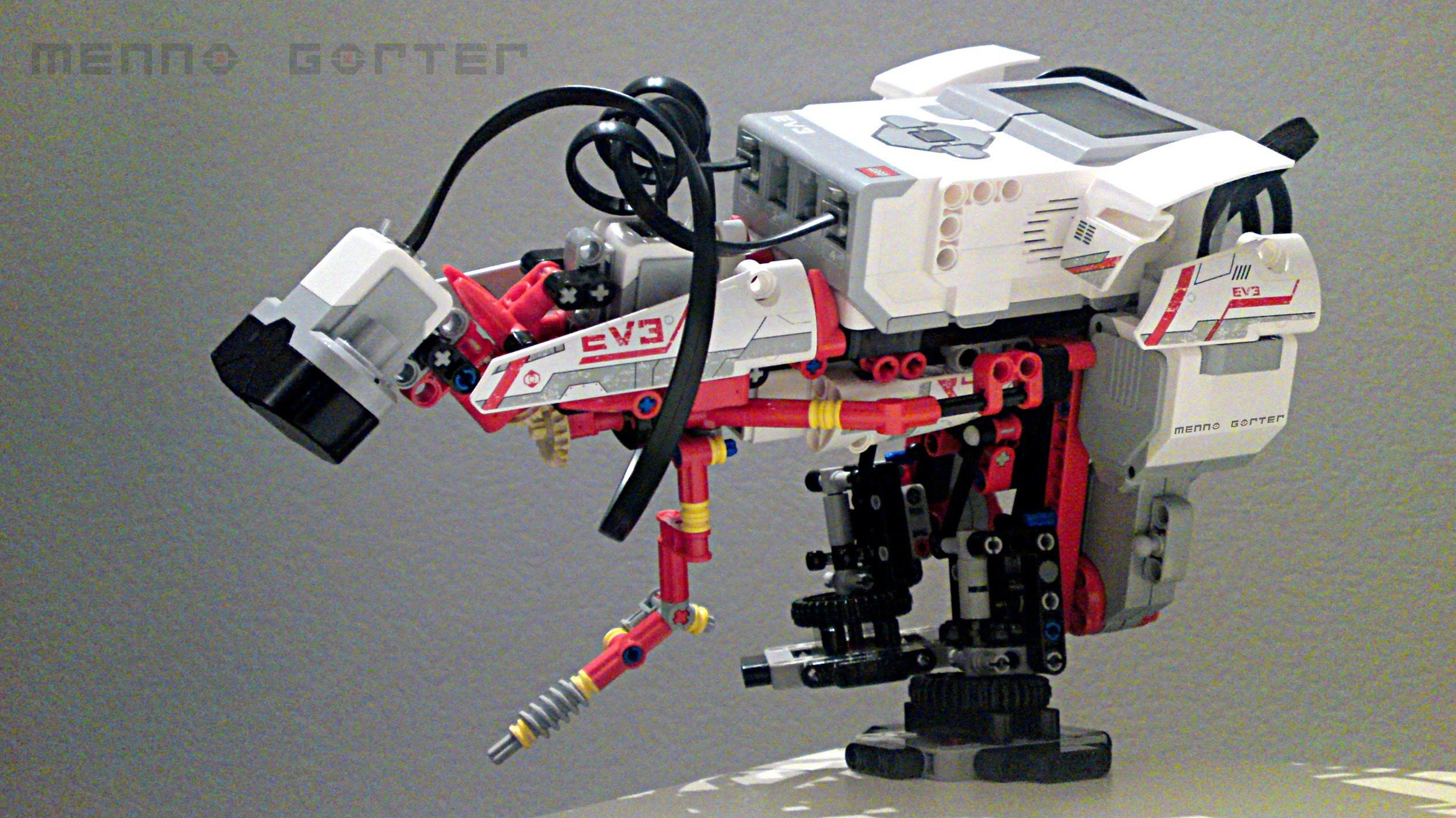 Arduino Lego Car Instructions