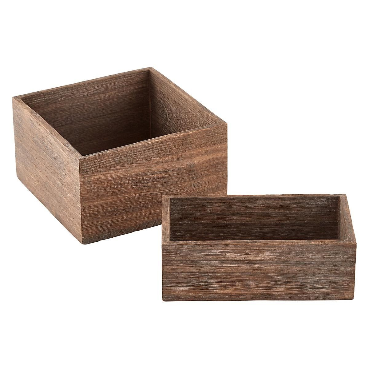 11+ Wooden craft boxes with lids ideas