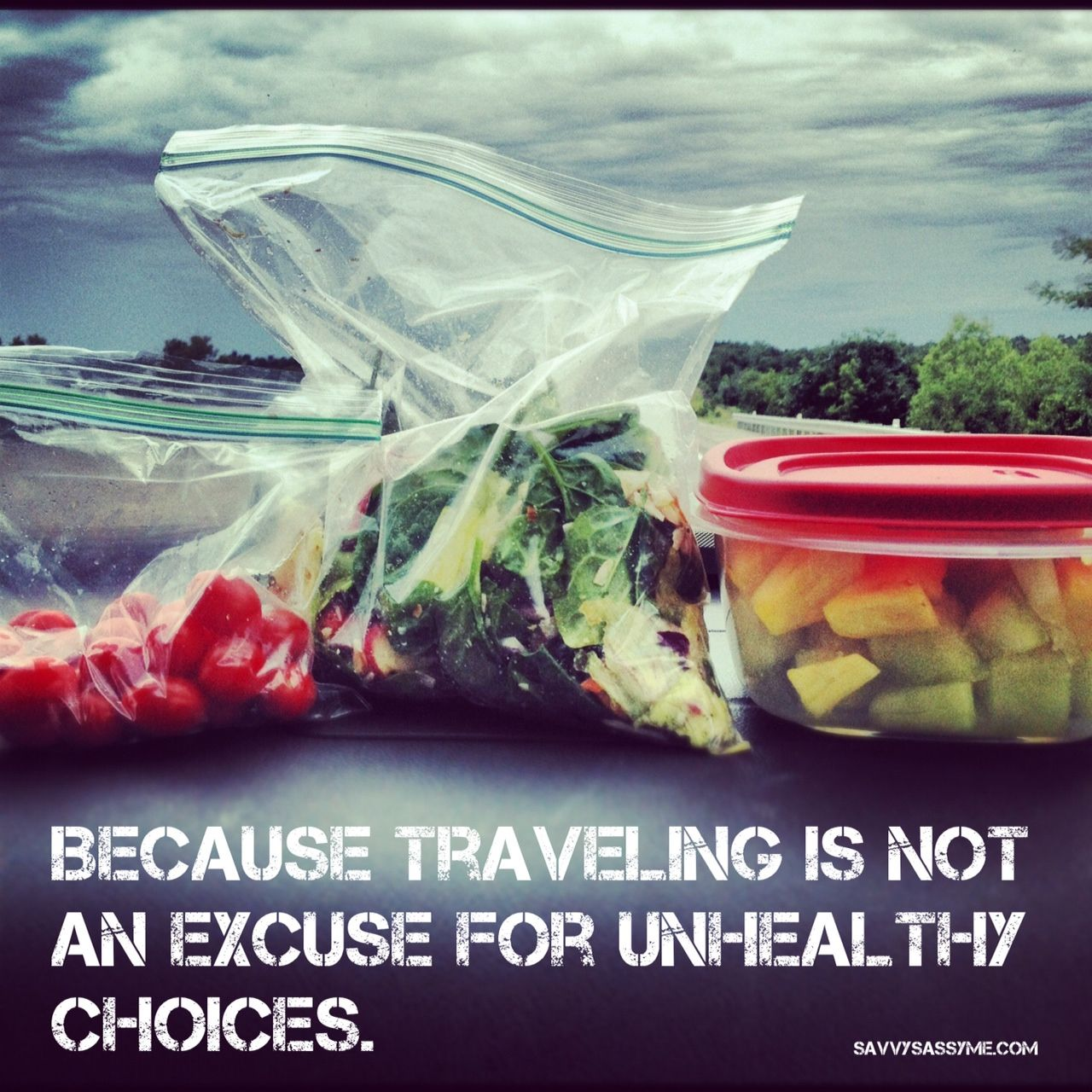 How Can I Eat Healthy While Traveling