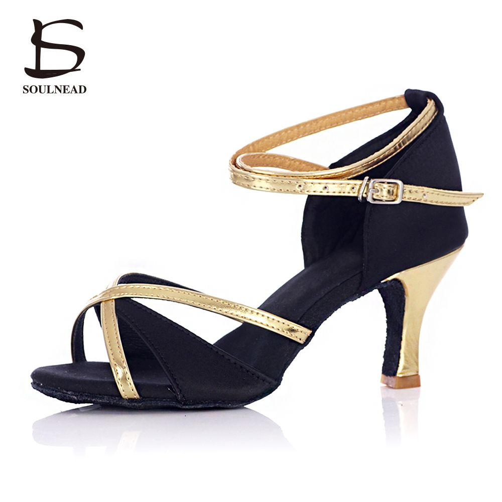 e11f927900 2016 Newest latin dance shoes ladies Lace-up dancing shoes for women ...