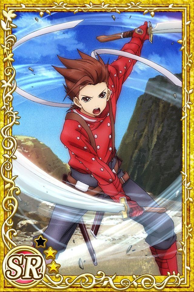 Lloyd Irving (2B) Anime, Tales, Hero