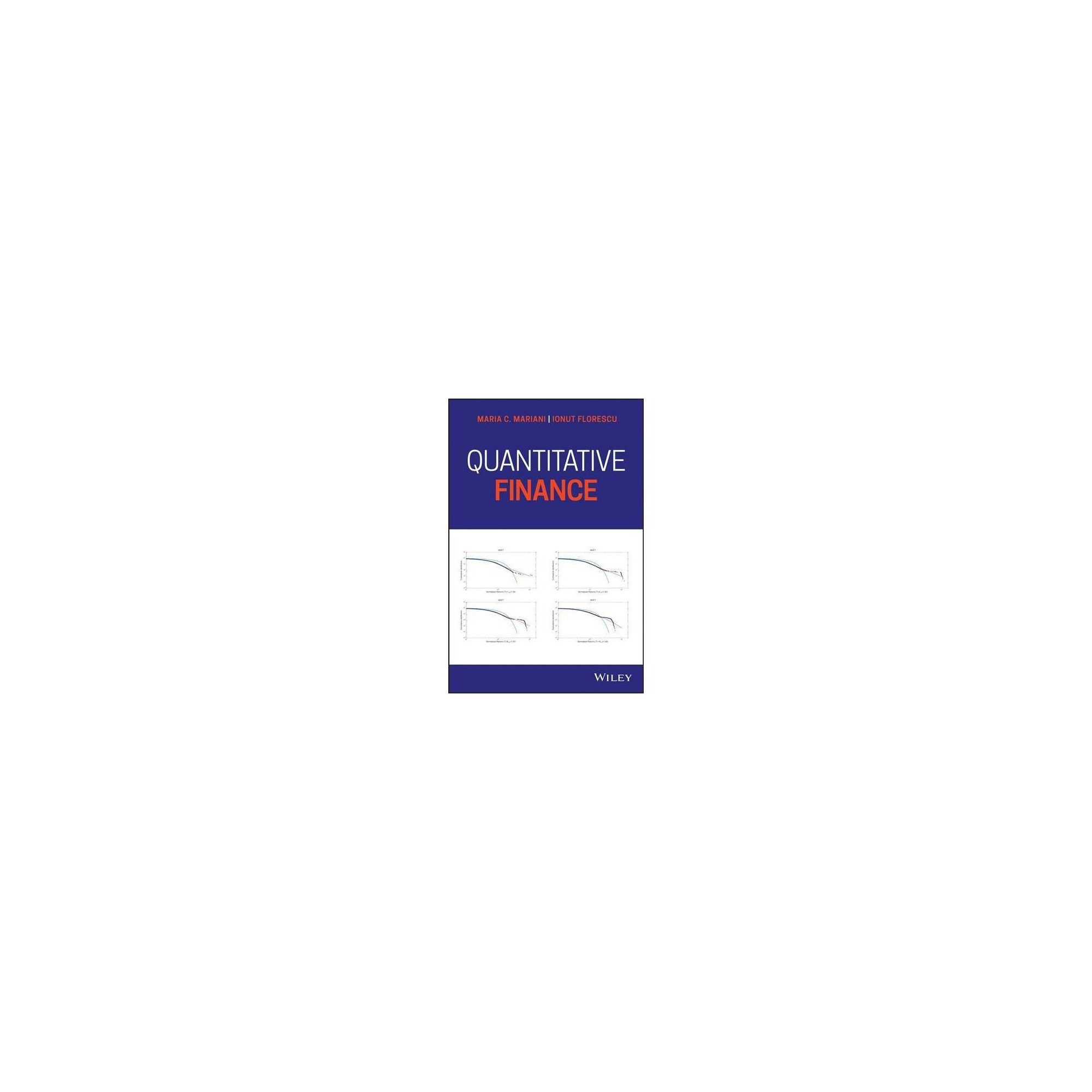 Quantitative Finance - (Statistics in Practice) by Ionut