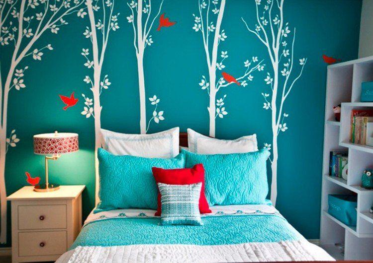 Chambre ado fille moderne en 50 idées pour un décor génial ...