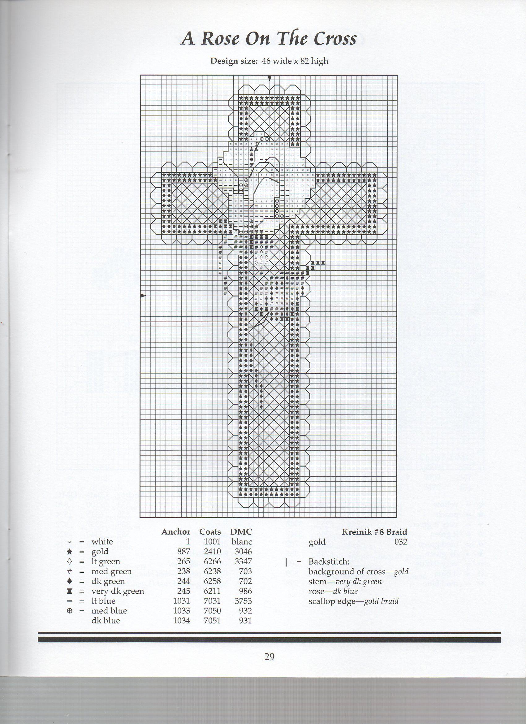 Pin On Cross Stitch Christian