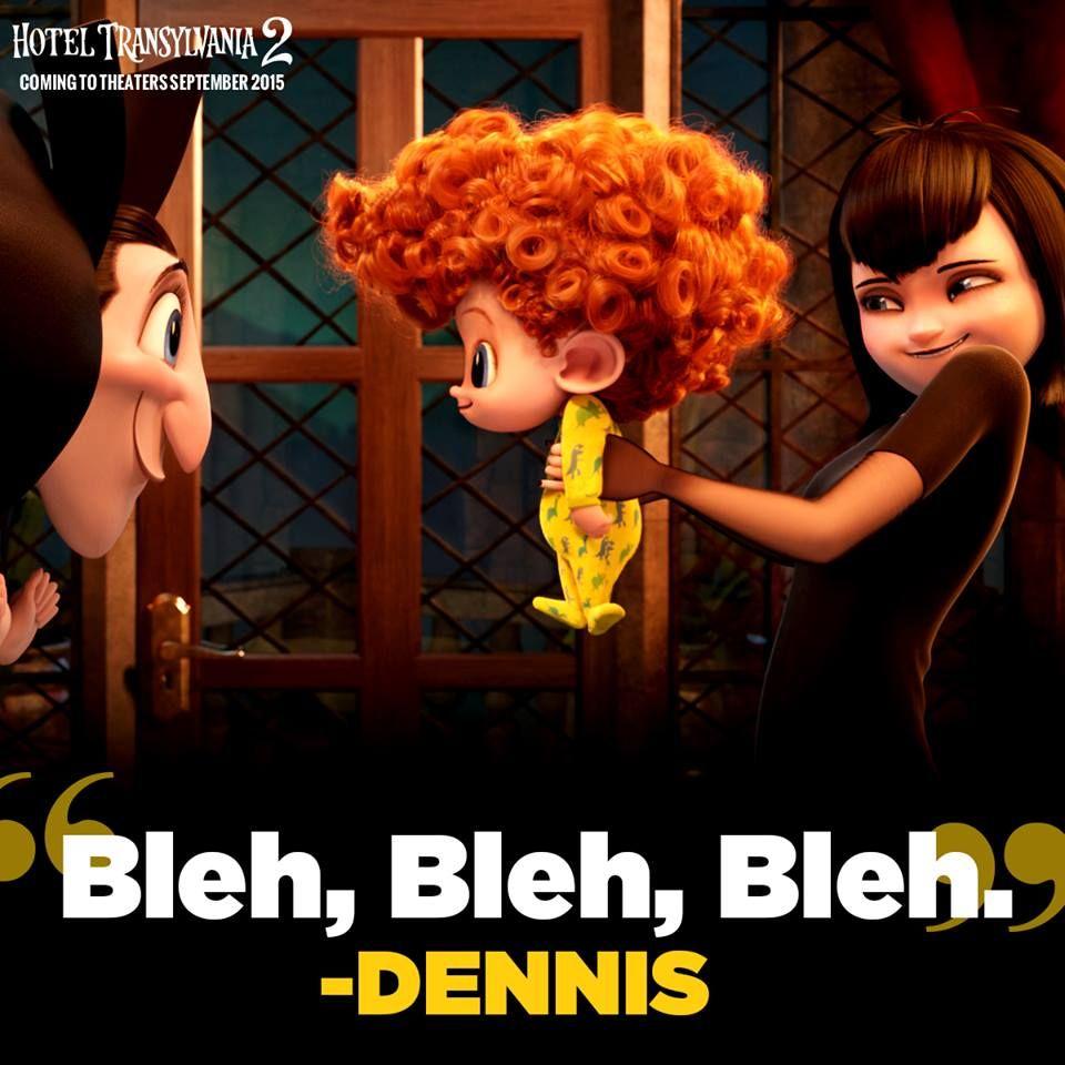 #Dennis #Mavis #Dracula #Family #Vampire #Human #HotelTransylvania2