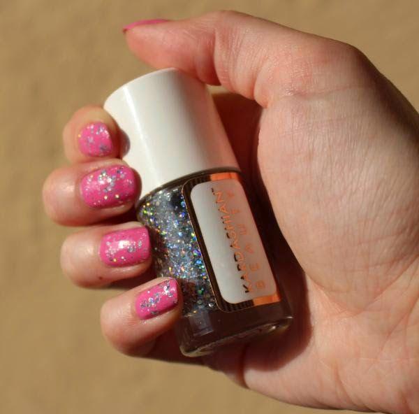 Kashayas blogg: Kardashian Beauty Nail Lacquer Cherry Blossom Honey ...