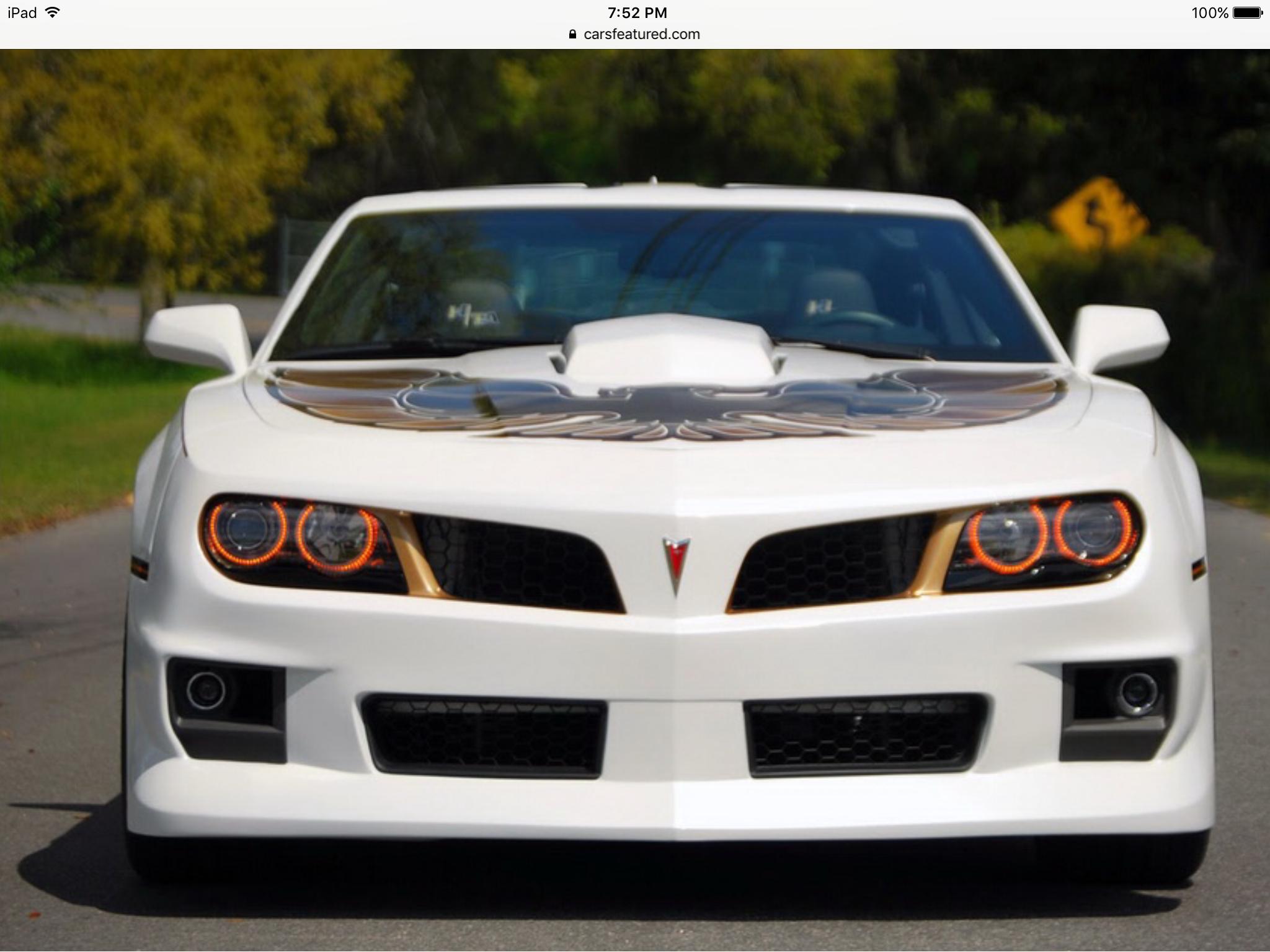 2015 Pontiac Trans Am Firebird Price and Release Date