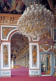 Palais Herrenchiemsee Bavaria Hall Of Mirrors I Was Born In Munich And Would Like To Go Back As An Adult Castles Interior New Palace Palace Interior