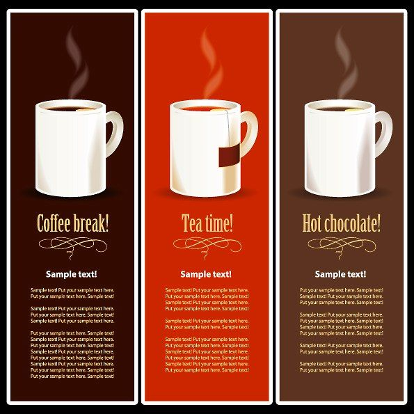 Free Restaurant Menu Templates  Coffee Shop