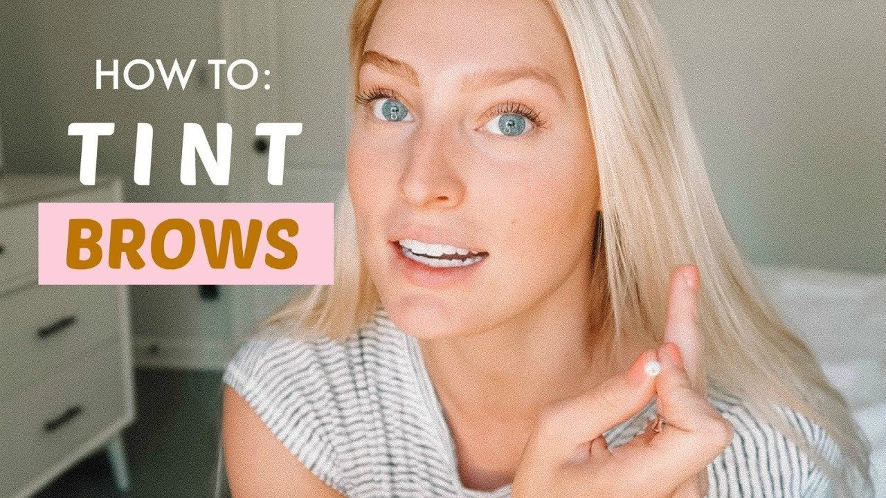 How To Tint Your Eyebrows Like A Pro Just For Men Beard Dye Youtube Dye Eyebrows Beard Dye Mens Beard Dye