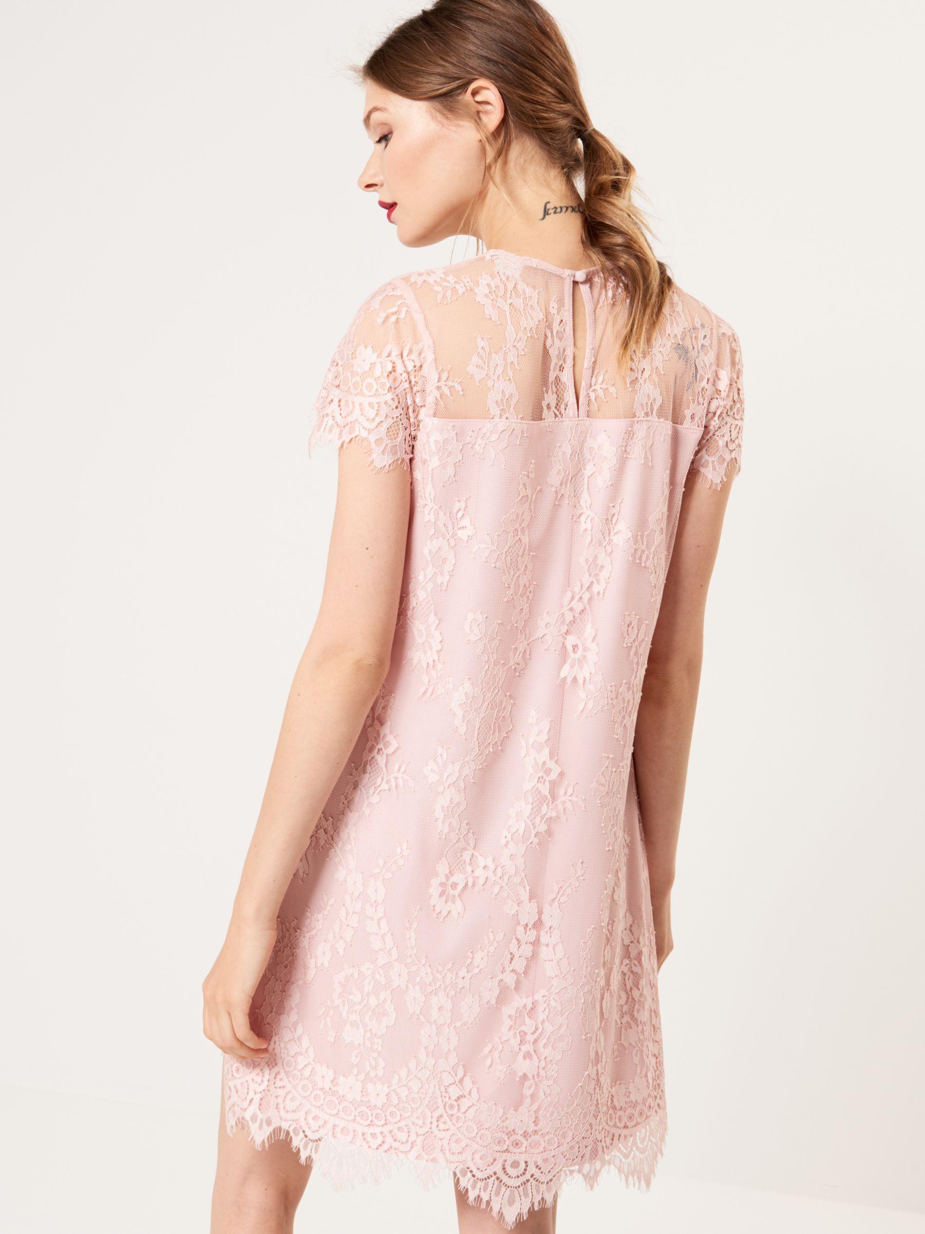 Lace dress dresses pink mohito lace dress dresses lace