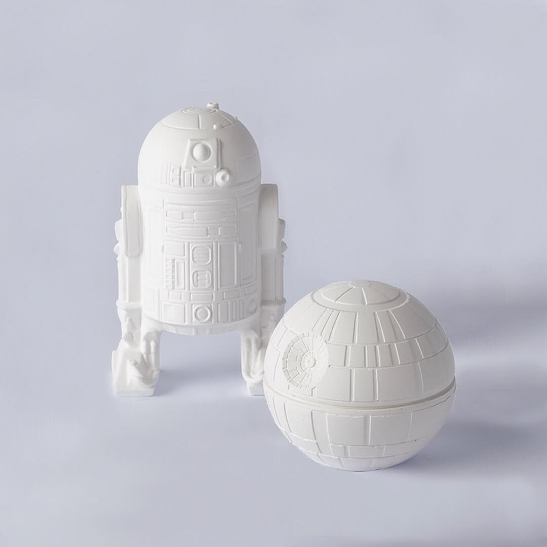 Bibiliotheque Blanc and The Library Boutique have released a range of @starwars-themed diffusers. Check out our site for the full lineup of galactic products.