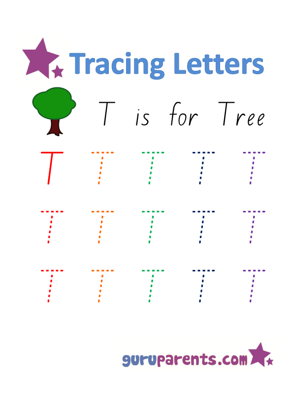 Practice Tracing Letters With Our Alphabet Worksheets These