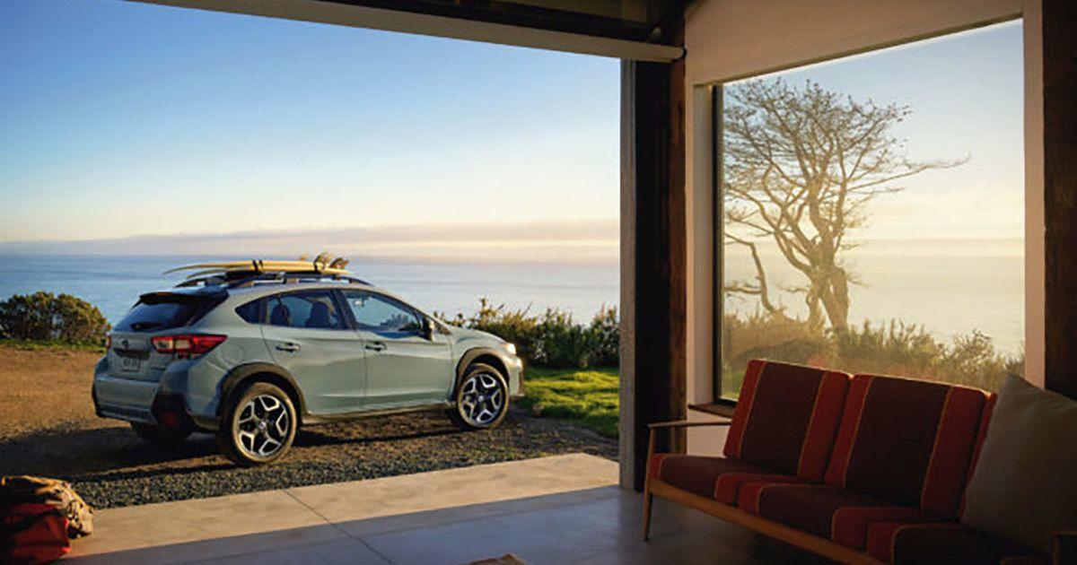 Subaru Crosstrek On New Platform In 2018 Subaru Crosstrek Subaru Hyundai