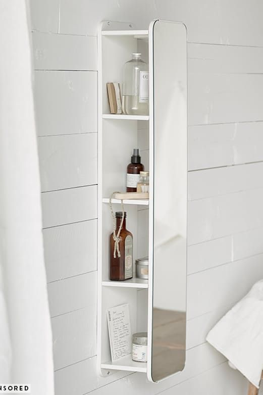 Your Biggest (and Smallest) Bathroom Conundrums, Solved Small