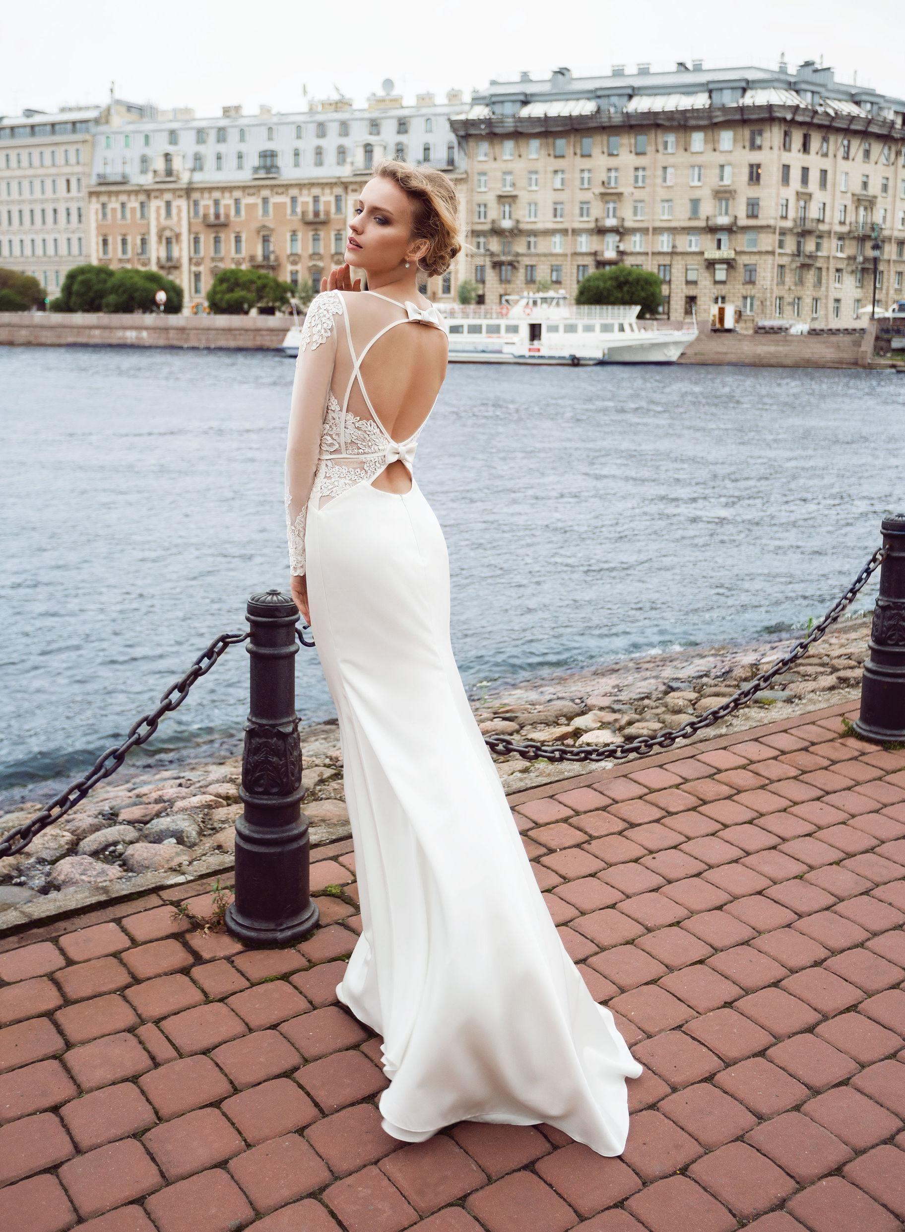 Свадебное платье Фабиана Куклы u купить в Москве платье Фабиана из