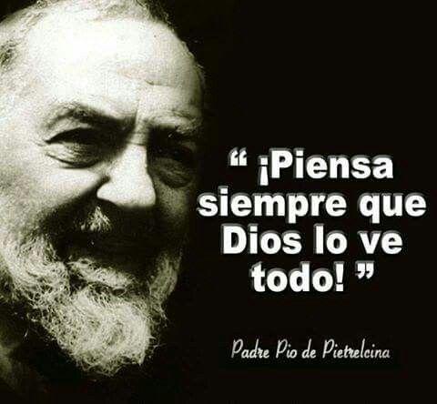 Místico Padre Pío San Pio De Pietrelcina Y Padre