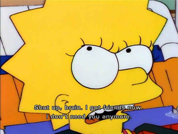 The 100 Best Classic Simpsons Quotes Simpsons Quotes The Simpsons Lisa Simpson