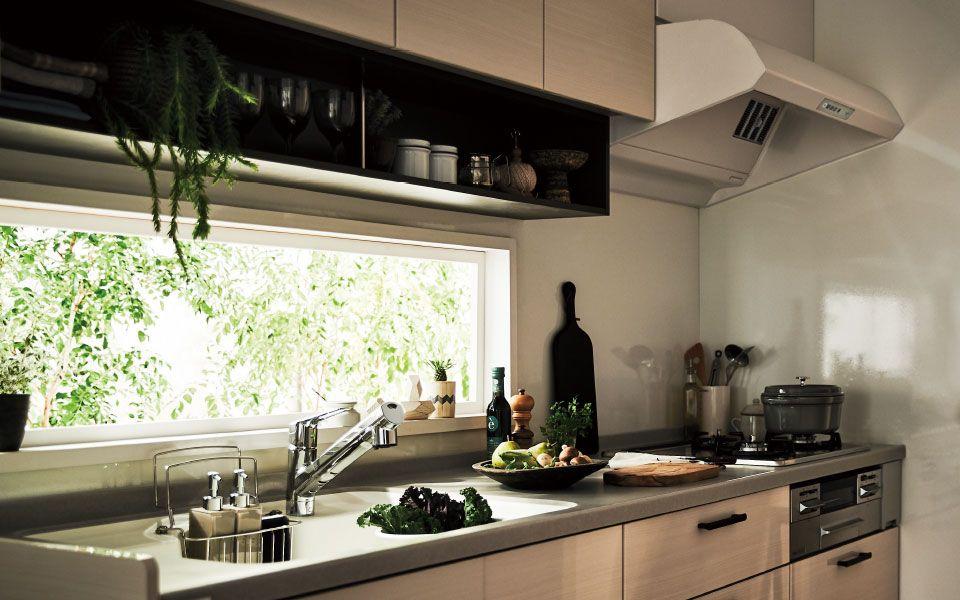 Bbの特徴 トクラスキッチン トクラス 2020 キッチン 調理器具
