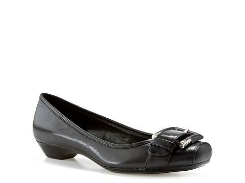 4360acec9043  50 Bandolino Jolly Jo Leather Flat Flats Women s Shoes - DSW work shoes