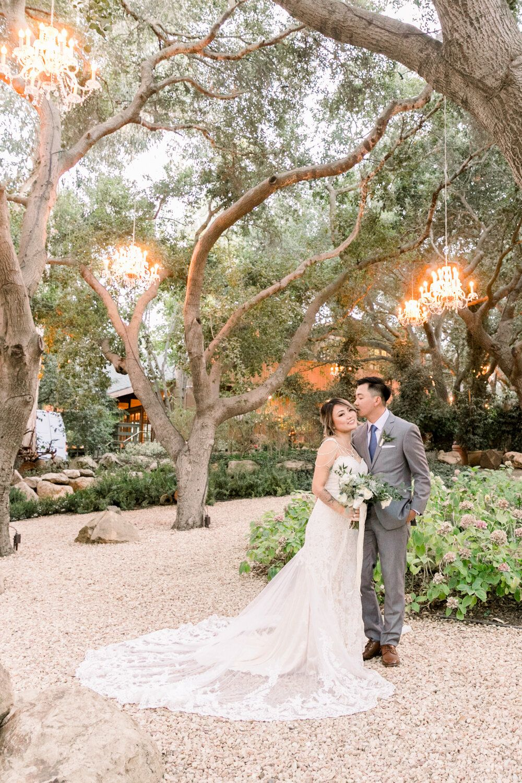 Calamigos Ranch Wedding at the Oak Room Calamigos ranch