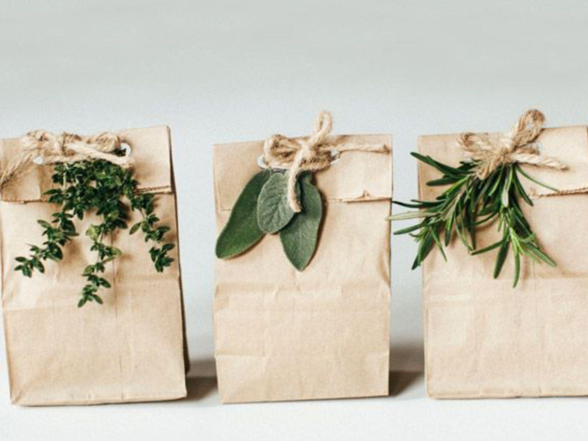A Great Gift Wrap Idea