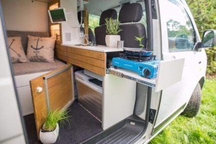 Vw t5 camping ausbau