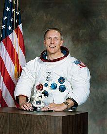 John L. (Jack) Swigert; Apollo 13